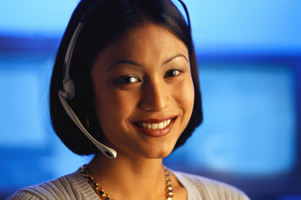 Customer Service Representative ca. November 2000